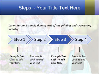 Gilrl PowerPoint Template - Slide 4
