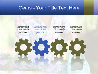 Gilrl PowerPoint Template - Slide 48