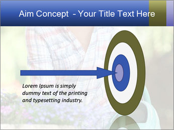 Gilrl PowerPoint Template - Slide 83
