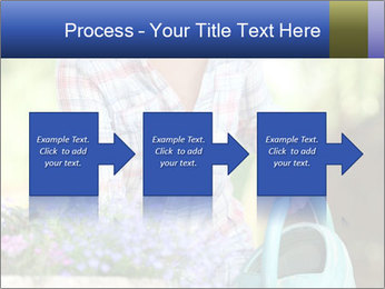 Gilrl PowerPoint Template - Slide 88