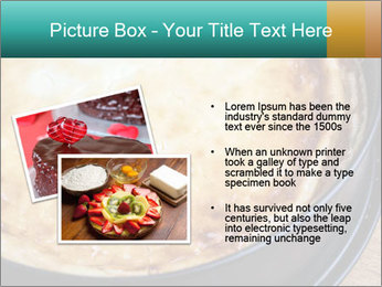 Warm home-made cheesecake PowerPoint Template - Slide 20