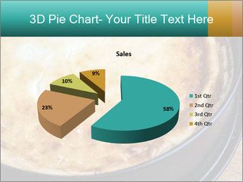 Warm home-made cheesecake PowerPoint Template - Slide 35