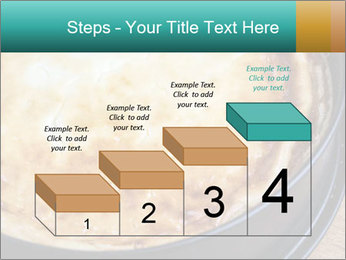 Warm home-made cheesecake PowerPoint Template - Slide 64