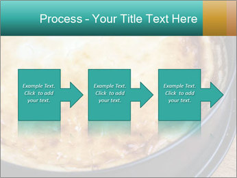 Warm home-made cheesecake PowerPoint Template - Slide 88