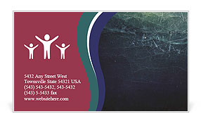 0000091321 Business Card Template