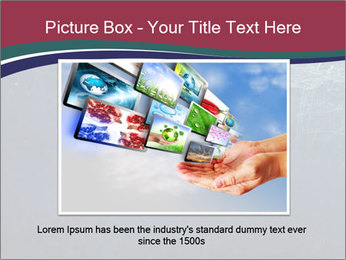 Abstract PowerPoint Template - Slide 16