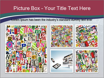 Abstract PowerPoint Template - Slide 19