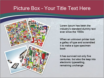 Abstract PowerPoint Template - Slide 23