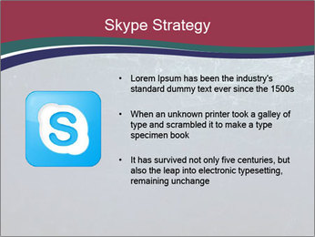 Abstract PowerPoint Template - Slide 8