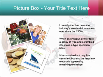 Woman handcuffed PowerPoint Template - Slide 23