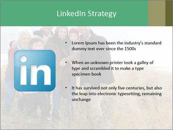 Multi Generation Family PowerPoint Template - Slide 12