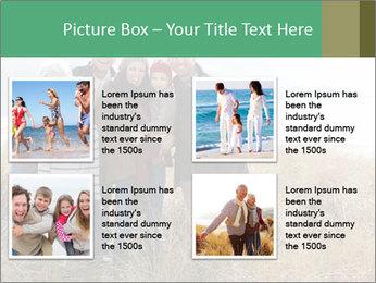 Multi Generation Family PowerPoint Template - Slide 14