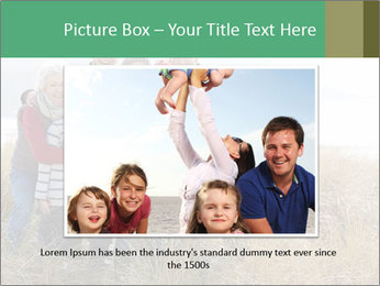 Multi Generation Family PowerPoint Template - Slide 15