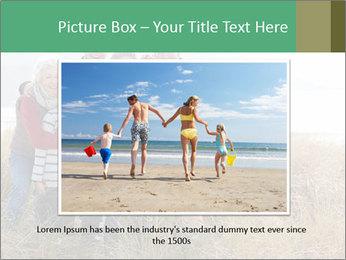 Multi Generation Family PowerPoint Template - Slide 16