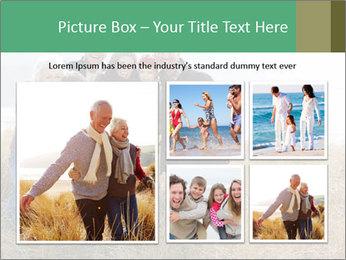 Multi Generation Family PowerPoint Template - Slide 19