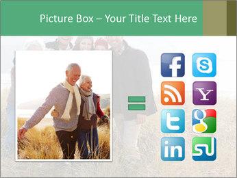 Multi Generation Family PowerPoint Template - Slide 21