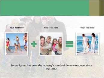 Multi Generation Family PowerPoint Template - Slide 22