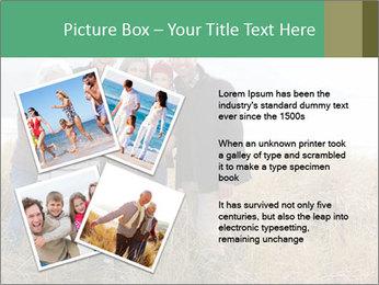 Multi Generation Family PowerPoint Template - Slide 23