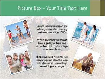 Multi Generation Family PowerPoint Template - Slide 24