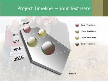Multi Generation Family PowerPoint Template - Slide 26