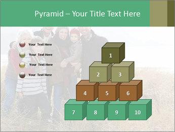 Multi Generation Family PowerPoint Template - Slide 31