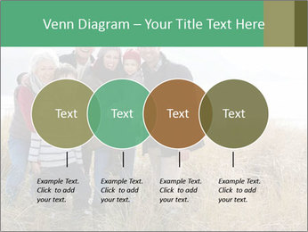 Multi Generation Family PowerPoint Template - Slide 32