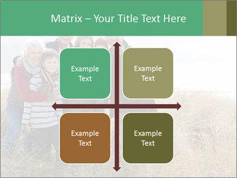 Multi Generation Family PowerPoint Template - Slide 37