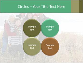 Multi Generation Family PowerPoint Template - Slide 38