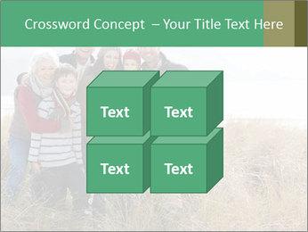 Multi Generation Family PowerPoint Template - Slide 39