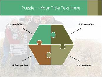 Multi Generation Family PowerPoint Template - Slide 40