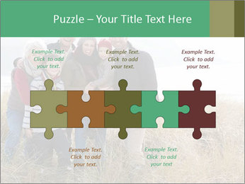 Multi Generation Family PowerPoint Template - Slide 41
