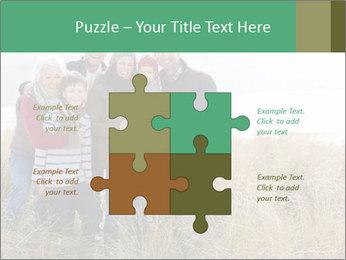 Multi Generation Family PowerPoint Template - Slide 43