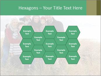 Multi Generation Family PowerPoint Template - Slide 44