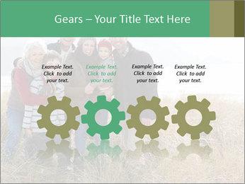Multi Generation Family PowerPoint Template - Slide 48