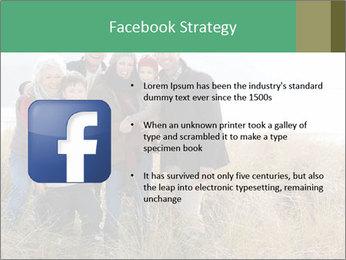 Multi Generation Family PowerPoint Template - Slide 6