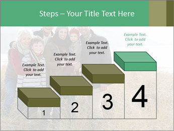 Multi Generation Family PowerPoint Template - Slide 64