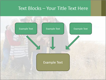 Multi Generation Family PowerPoint Template - Slide 70