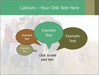 Multi Generation Family PowerPoint Template - Slide 73