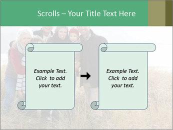 Multi Generation Family PowerPoint Template - Slide 74