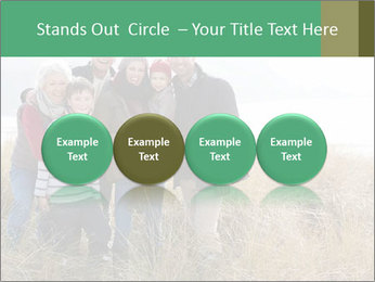 Multi Generation Family PowerPoint Template - Slide 76
