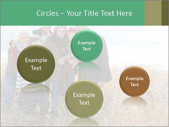 Multi Generation Family PowerPoint Template - Slide 77