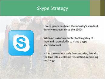 Multi Generation Family PowerPoint Template - Slide 8