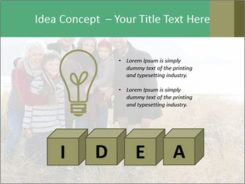 Multi Generation Family PowerPoint Template - Slide 80