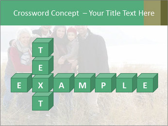 Multi Generation Family PowerPoint Template - Slide 82