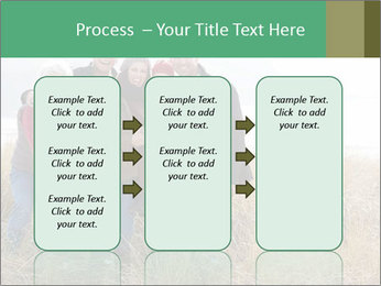 Multi Generation Family PowerPoint Template - Slide 86