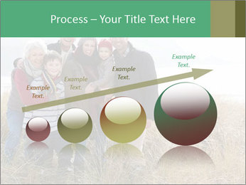 Multi Generation Family PowerPoint Template - Slide 87