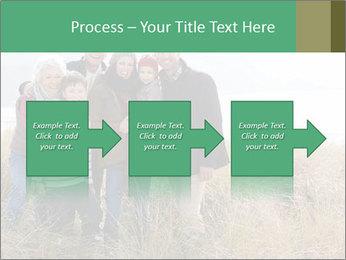 Multi Generation Family PowerPoint Template - Slide 88