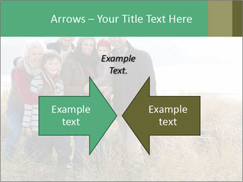 Multi Generation Family PowerPoint Template - Slide 90