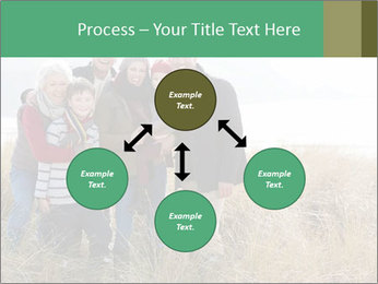 Multi Generation Family PowerPoint Template - Slide 91