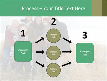 Multi Generation Family PowerPoint Template - Slide 92